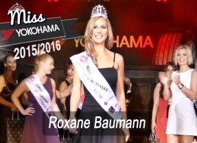 Miss Yokohama 2015 – Roxane Baumann – Videos