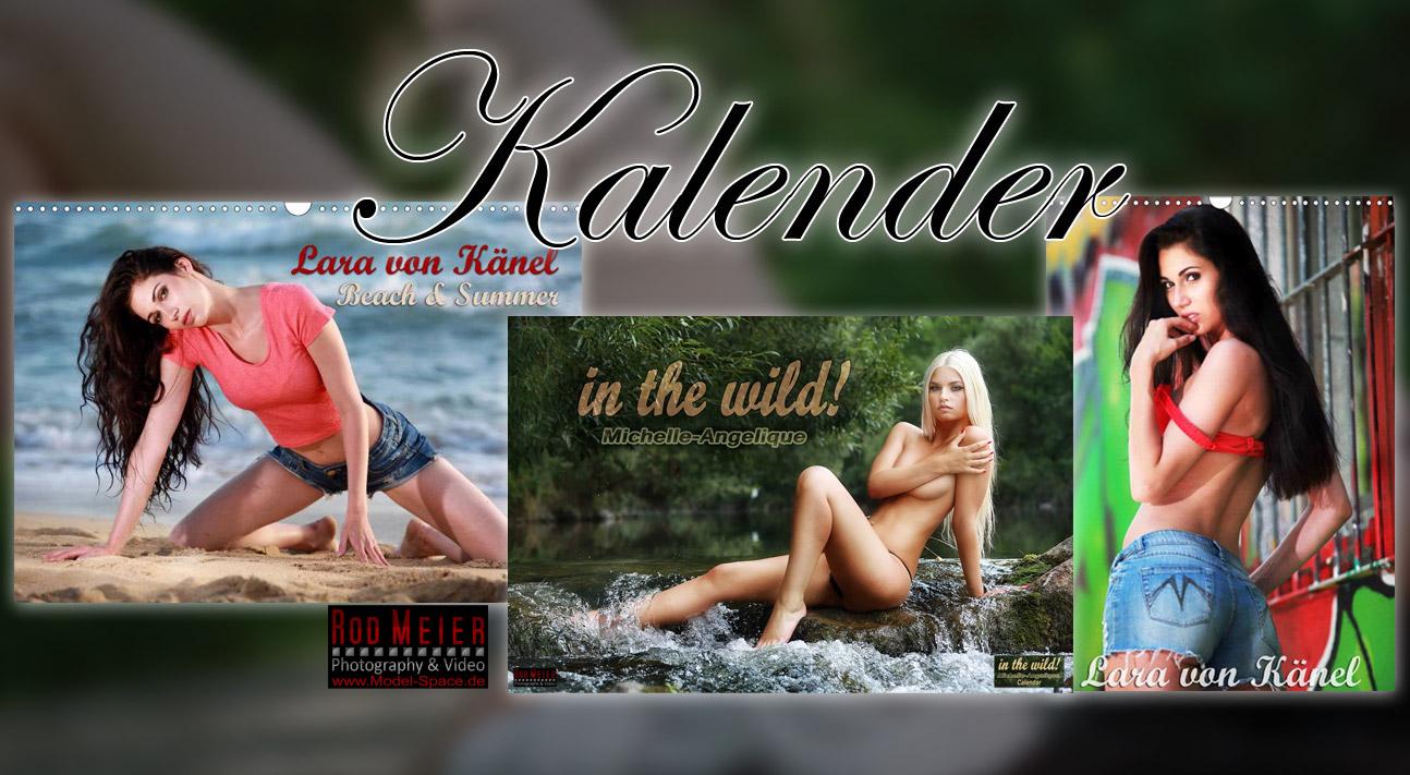 Kalender, Wandkalender, Fotokalender, Tischkalender Übersicht - Rod Meier, Ulm