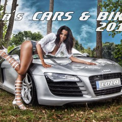 Lola´s Cars and Bikes – Kalender 2017