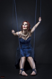 Puppet Marionette Photoshooting