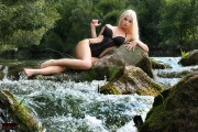 Fluss - Dessous - Model Michelle-Angelique