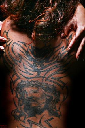 Tattoo - Rücken